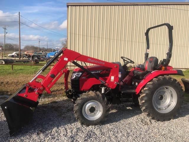 Mahindra | Red Dirt Tractors